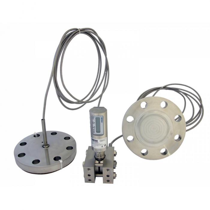 Capteurs de pression Membranes déportées - Hydraulic pressure seal