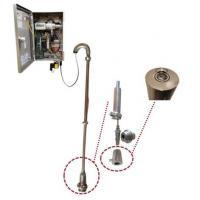 Système complet VOM pour contrôle effluents : turbidimètre + centrale de nettoyage + buse d